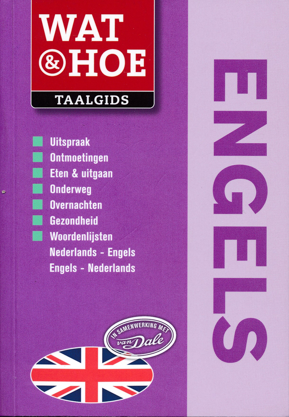 Taalgids - Woordenboek Wat en Hoe Engels   Kosmos