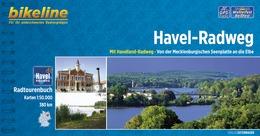 Fietsgids Havel-Radweg    Bikeline