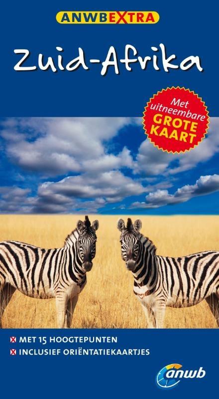 Reisgids Zuid Afrika   ANWB extra
