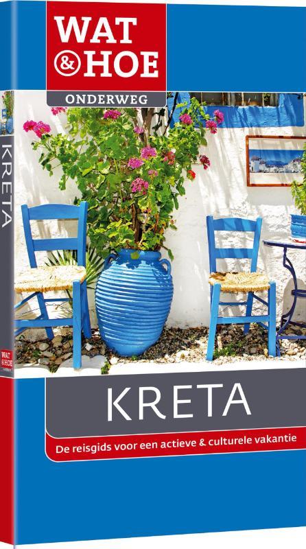 Reisgids Wat en Hoe Kreta   Kosmos