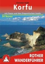 Wandelgids Korfu - Corfu - Korfoe   Rother