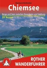 Wandelgids Chiemsee - Berge und Seen zwischen Rosenheim und Salzburg    Rother