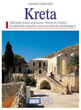 Kunstreisgids Kunstreisefuhrer Kreta   Dumont verlag