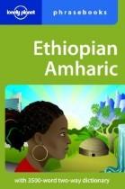 Woordenboek Taalgids Ethiopian Amharic Phrasebook - Ethiopisch   Lonely Planet