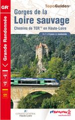 Wandelgids Puy-en-Velay Gorges de Loire sauvage   FFRP 4304