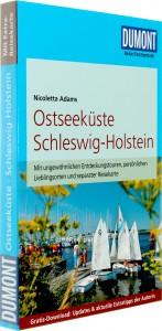 Reisgids Oostzeekust - Ostseek�ste, Schleswig-Holstein   Dumont Reise-Taschenbuch