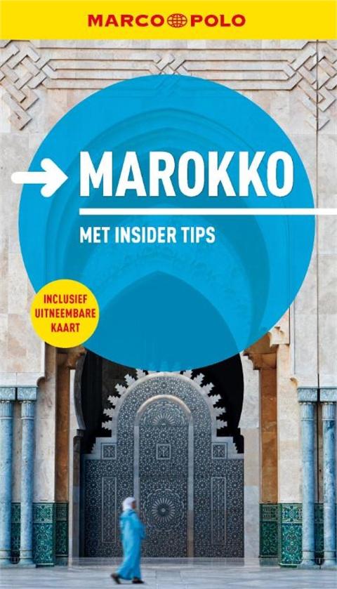 Reisgids Marco Polo Marokko   Unieboek