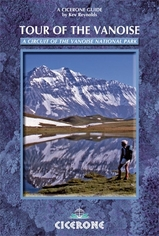 Wandelgids Tour of the Vanoise   Cicerone