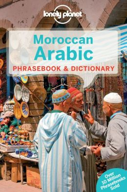 Woordenboek Taalgids Moroccan Arabic phrasebook - Marokkaans   Lonely Planet