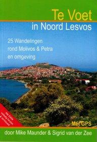 Te voet in noord Lesbos - Wandelen in het Noorden van Lesbos   Mike Maunder