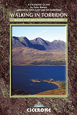 Wandelgids Walking in Torridon - Schotland : Cicerone :