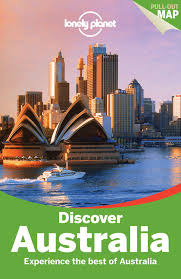 Reisgids Discover Australia - Australië  Lonely Planet