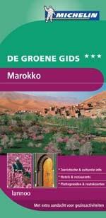 Reisgids Marokko   Michelin groene gids