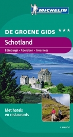 Reisgids Schotland   Michelin groene gids