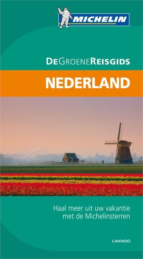 Reisgids Nederland   Michelin groene gids
