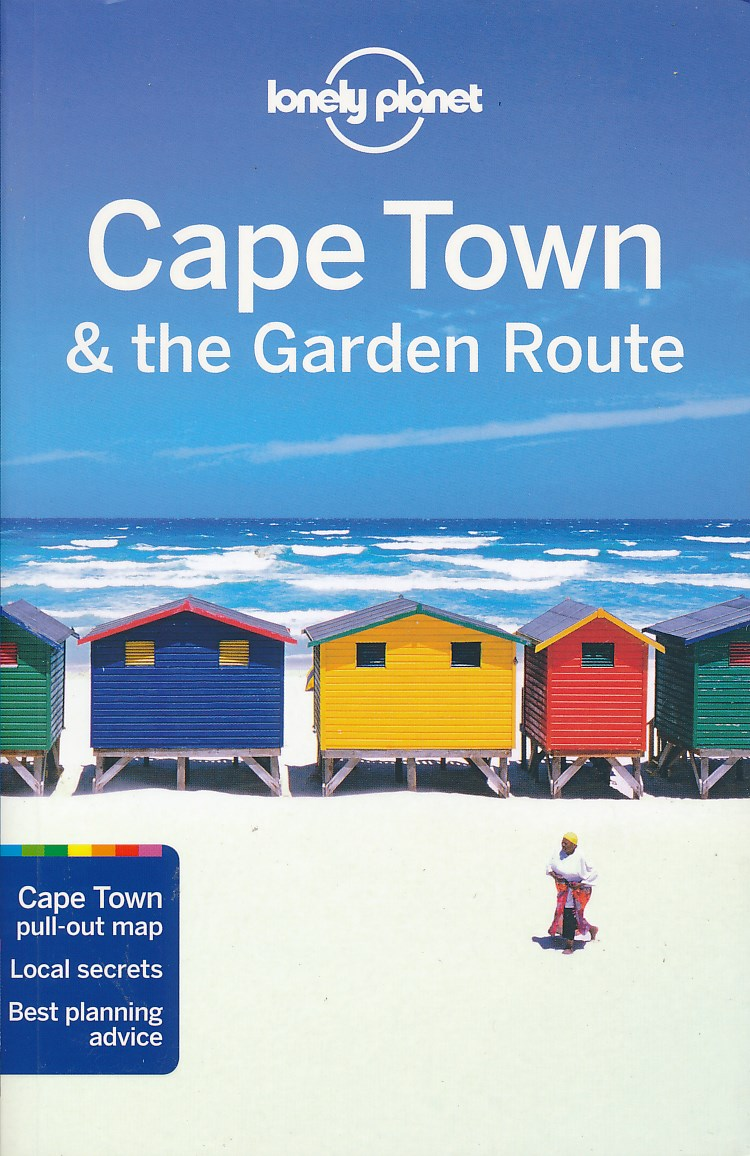 Reisgids Cape Town & Garden Route - Kaapstad   Lonely Planet