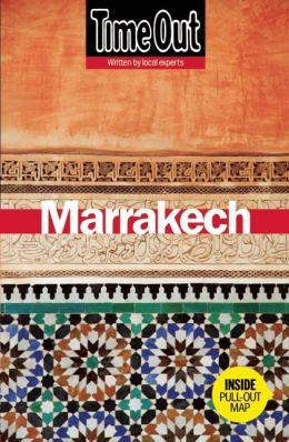 Reisgids Marrakech   Time Out