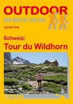 Wandelgids Tour du Wildhorn   Conrad Stein verlag
