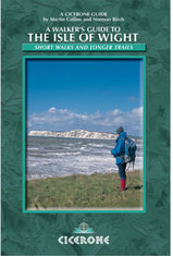 Wandelgids A Walker's Guide to The Isle of Wight : Cicerone :