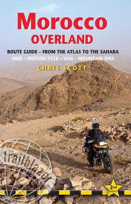 Reisgids Morocco Overland - Marokko   Trailblazer