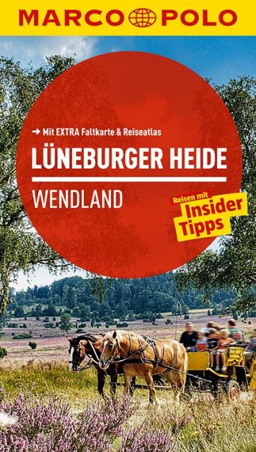 Reisgids L�neburger Heide, Wendland   Marco Polo