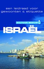 Reisgids Cultuur Bewust Israël   Elmar