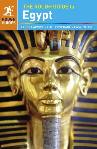 Reisgids Rough Guide Egypte - Egypt   Rough Guide