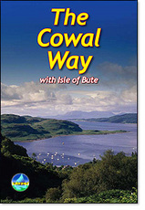 Wandelgids The Cowal Way with Isle of Bute   Rucksack Readers