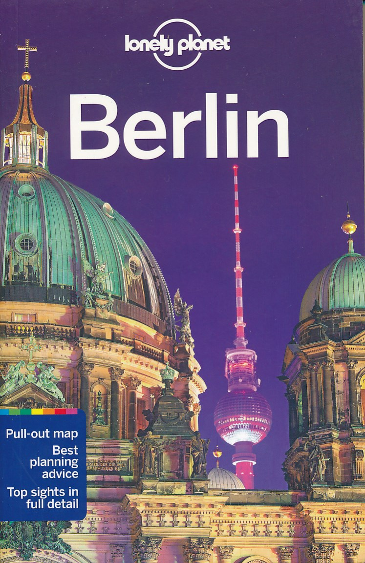 Reisgids Lonely Planet Berlin City Guide - Berlijn   Lonely Planet