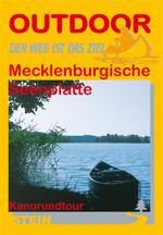 Kanogids Mecklenburgische Seenplatte Kanurundtour   Conrad Stein