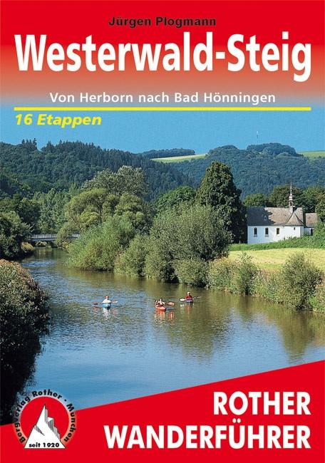 Wandelgids Westerwald - Steig   Rother