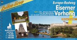 Fietsgids Europa-Radweg Eiserner Vorhang Deel 1   Bikeline