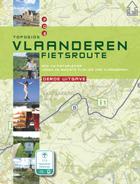 Fietsgids Topogids Vlaanderen fietsroute LF6   NGI