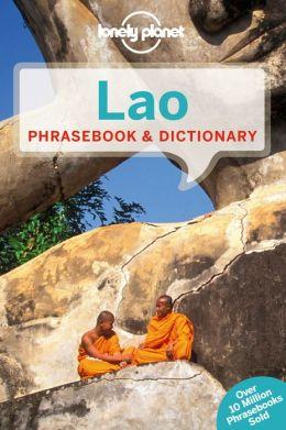 Woordenboek Taalgids Lao Phrasebook - Laotiaans   Lonely Planet