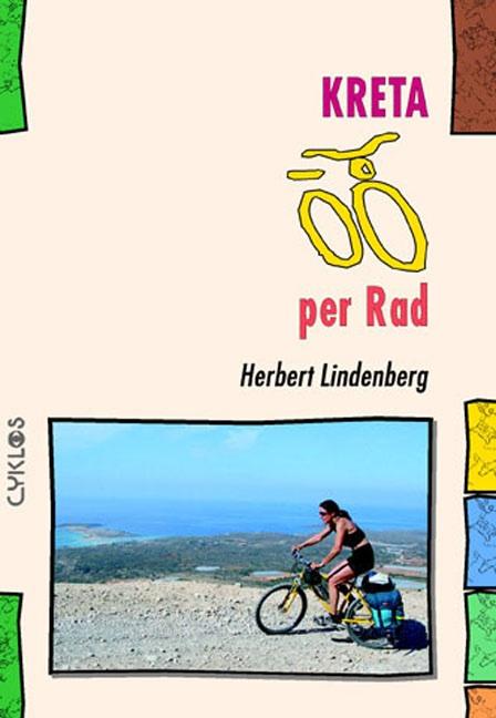 Fietsgids Kreta per Rad Cyclos   Kettler Verlag