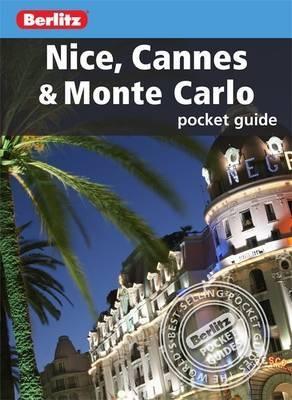 Reisgids Nice, Cannes & Monte Carlo   Berlitz