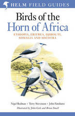 Vogelgids Birds of the Horn of Africa   Helm field guides