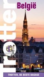 Reisgids België   Trotter Lannoo