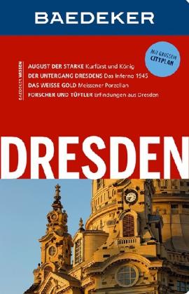 Reisgids Dresden   Baedeker