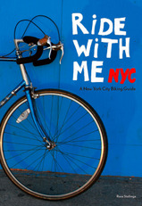 Fietsgids Fietsen in New York - ride with me NYC - Roos Stallinga :