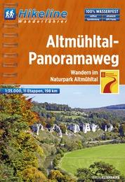 Wandelgids Altm�hltal-Panoramaweg   Hikeline