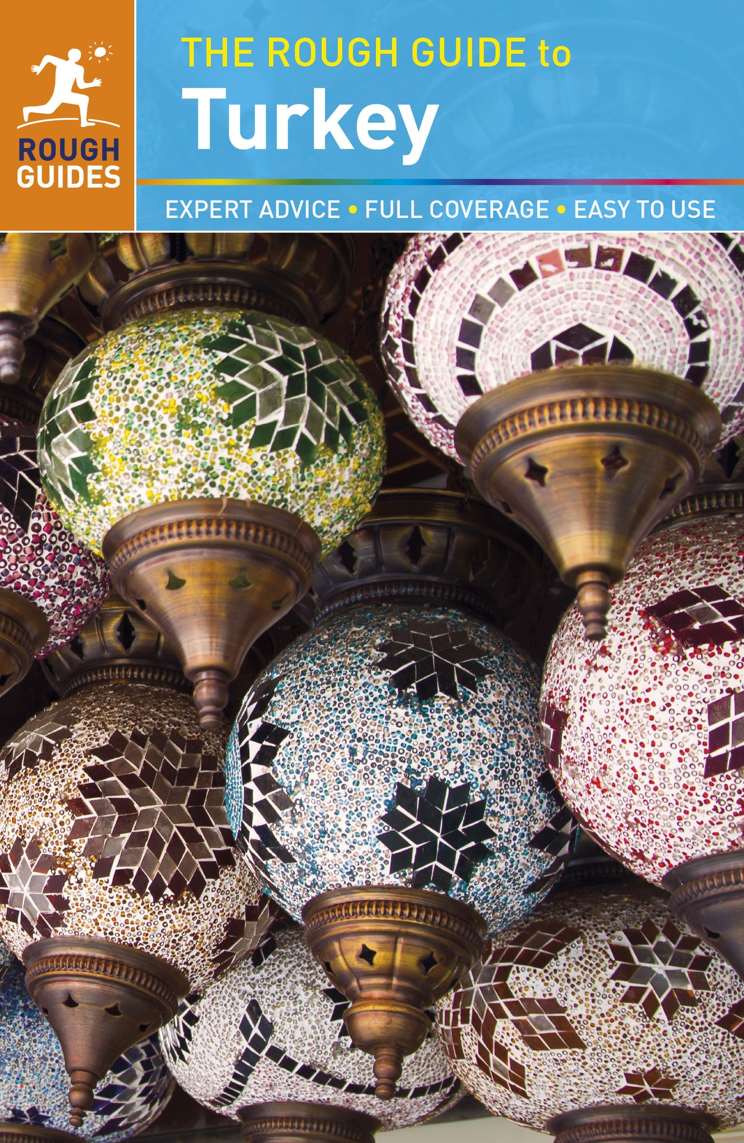 Reisgids Rough Guide Turkey - Turkije   Rough guide