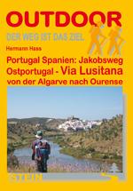 Wandelgids Jakobsweg Portugal - Via Lusitana van de Algarve naar Ourense   Conrad Stein Verlag