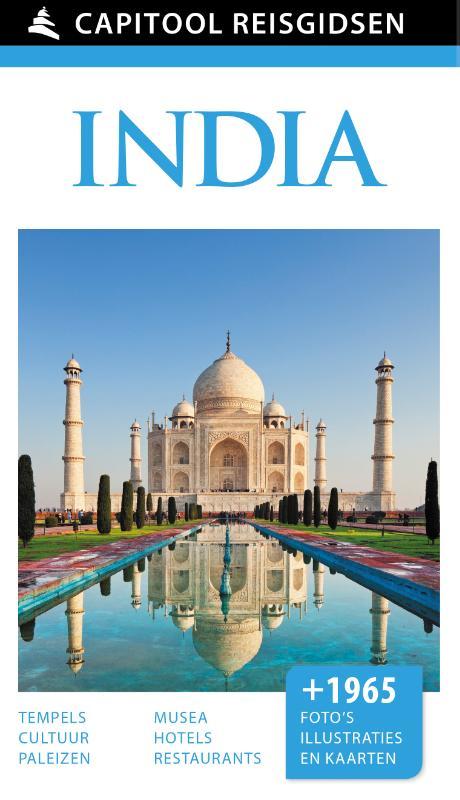 Reisgids Capitool India   Capitool - Unieboek