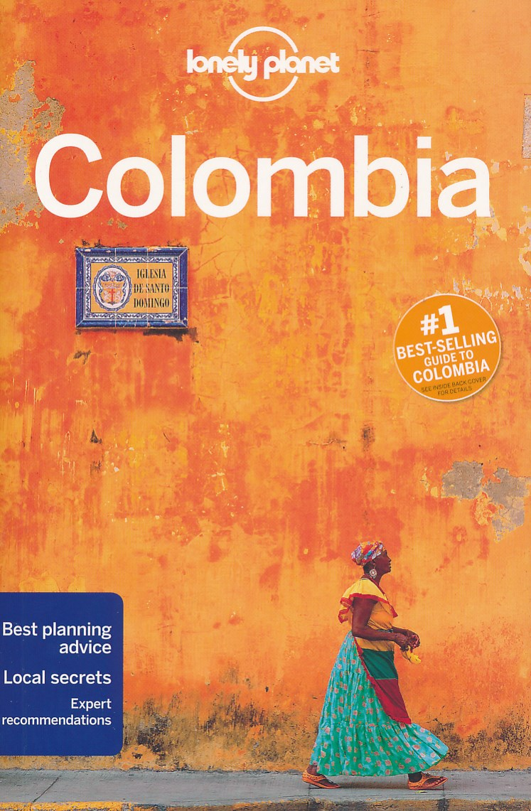 Reisgids Colombia   Lonely Planet