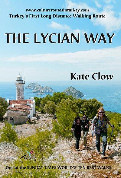 Wandelgids The Lycian Way   Kate Clow   Kate Clow