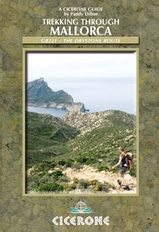 Wandelgids Trekking through Mallorca guide   Cicerone