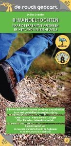 Wandelgids Van de Maas tot de Schelde via de Brabantse Ardennen en het Land van de Heuvels - wandelbox met 8 wandelingen   De Rouck Geocart