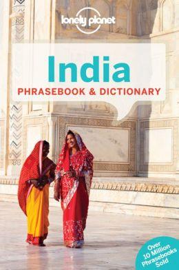 Woordenboek Taalgids India phrasebook    Lonely Planet