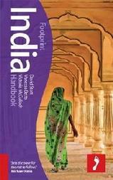 Reisgids India Handbook    Footprint